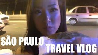 Sao Paulo Brazil  city photo : Travel Vlog: SÃO PAULO, BRAZIL!