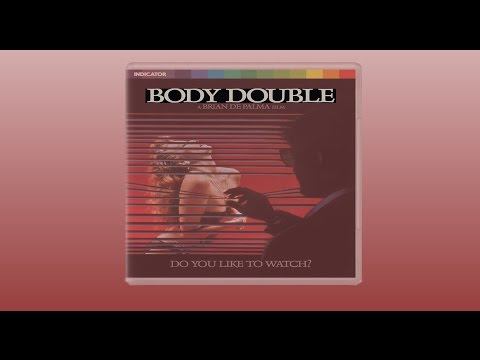 Body Double Bluray INDICATOR Unboxing