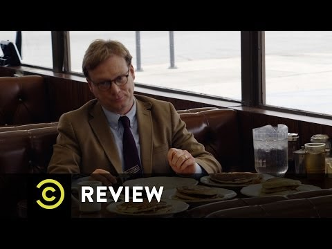 Eating 15 Pancakes - Review - Comedy Central