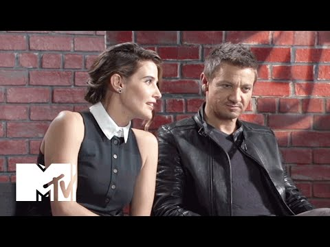 'Avengers: Age of Ultron' Stars Cobie Smulders & Jeremy Renner On S.H.I.E.L.D. Spinoff | MTV News
