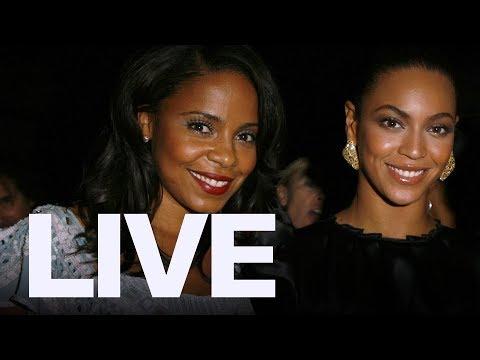 Sanaa Lathan Bit Beyonce | ET Canada LIVE