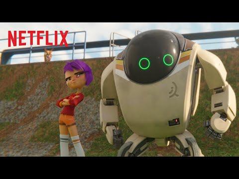 Next Gen | Trailer oficial [HD] | Netflix