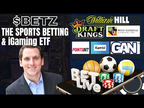 PENN, DKNG, GAN, & BETZ The Sports Betting &iGaming ETF | SPACs Attack