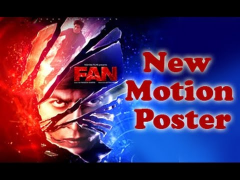 SRKs-Fan-New-Motion-Poster-Trailer-Teaser-Waluscha-De-Sousa-Shriya-Pilgaonkar