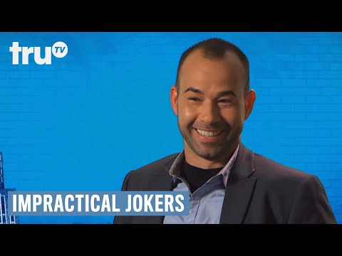 Impractical Jokers - Punishment Special (видео)