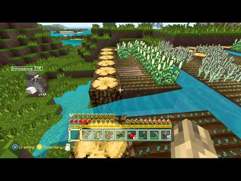 Minecraft Xbox! UGLY VILLAGERS!