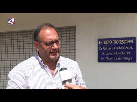 Guillermo Caraballo participó en la reunión de la Comisión de defensa del portland