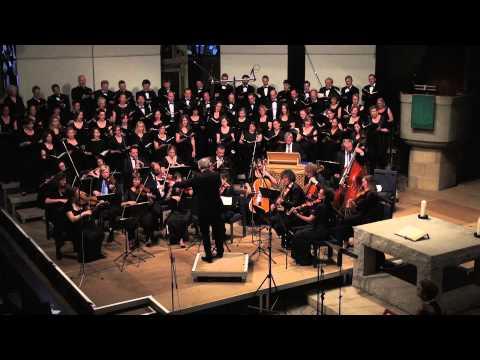 """J.S. Bach, Kantate BWV 30: Nr. 6 Choral """"Eine Stimme lässt sich hören"""