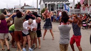 ocracoke square dancing the locals & some tourists get down in ocracoke on july 4th with a square dance competition. enjoy! ocracoke island north carolina outer banksjuly 4 2017