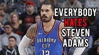 Video Everybody HATES Steven Adams MP3, 3GP, MP4, WEBM, AVI, FLV Desember 2018