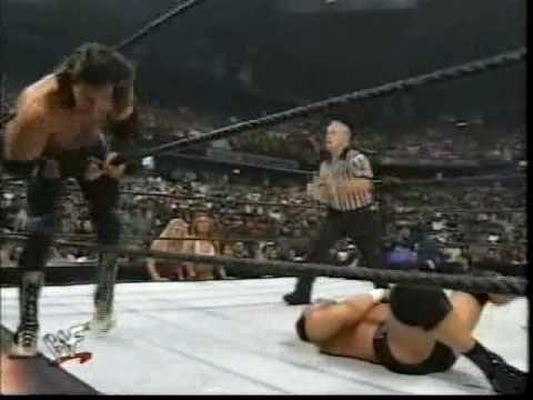 -~- WWF -~- \\\\Heat// 18th June  2000 -- Part 1 - 9 (видео)