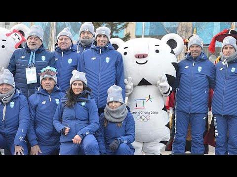 Αντίστροφη μέτρηση για την τελετή έναρξης των Χειμερινών Ολυμπιακών…