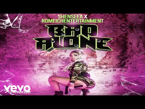 Shenseea - Bad Alone (Official Audio)