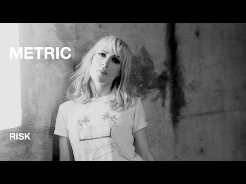 Metric - Risk - Official Music Video [HD]