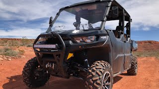 1. Can Am Defender HD 10 Max Lonestar One Year Review and Walk Around