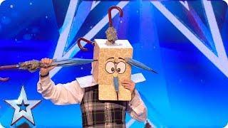 Top 5 Audition FAILS!   Britain's Got Talent 2018