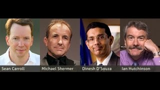 Great Debate with Shermer, D'Souza, and Hutchinson