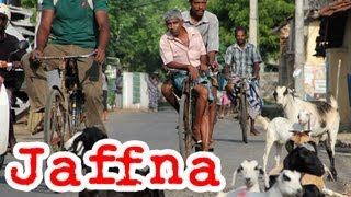 Jaffna Sri Lanka  city photo : Jaffna Town: Travel Video of Northern Tamil, Sri Lanka (யாழ்ப்பாணம்)
