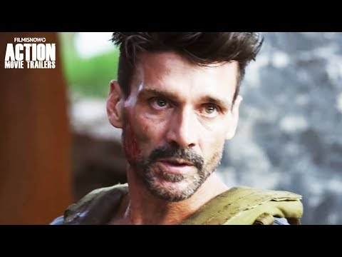 WOLF WARRIOR 2 | US Trailer for epic action movie with Wu Jing, Frank Grillo