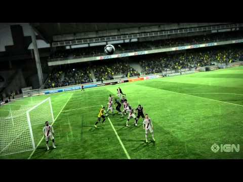 FIFA 11 Trailer - Gamescom '10