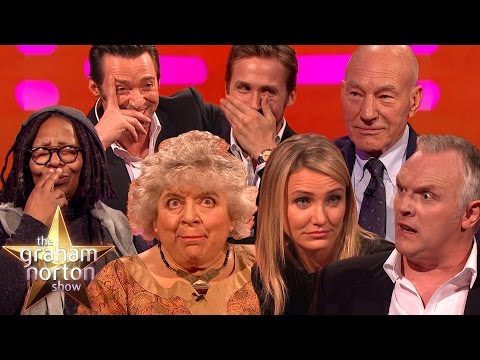 A Hilarious Compilation of Outrageous Stories Told on the Graham Norton