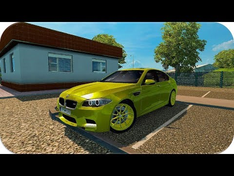 BMW F10 M5 BY DIABLO UPGRADE 1.28