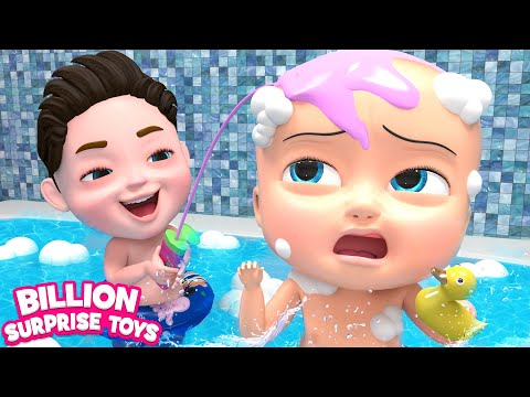 Bath Song | Kids Songs | Animation Rhymes & Songs for Children