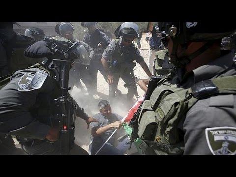 Νέες εντάσεις μεταξύ Ισραηλινών και Παλαιστινίων