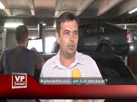 Autovehiculul, un lux necesar?