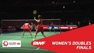 Video F | WD | FUKUSHIMA/HIROTA (JPN) [1] vs CHEN/JIA (CHN) [3] | BWF 2018 MP3, 3GP, MP4, WEBM, AVI, FLV September 2018