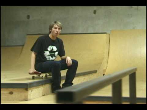 Will Pousant At Showtime Skatepark