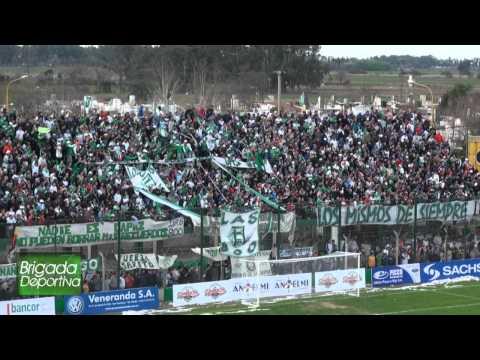 Hinchada SPORTIVO BELGRANO vs Talleres en San Francisco 2012 - Los Mismos de Siempre - Sportivo Belgrano