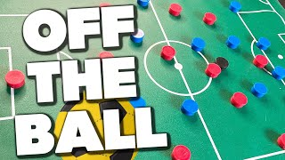 Soccer Tactics - Off The Ball Movement Soccer