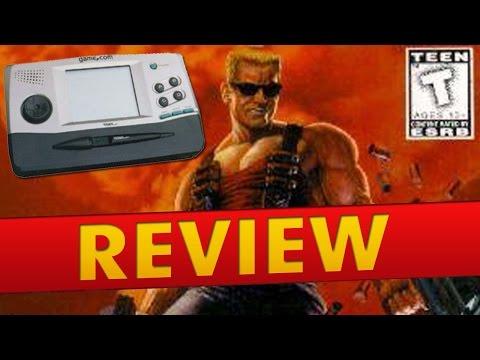 Tiger Electronics game.com - Duke Nukem 3D (Review)