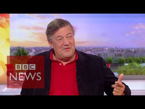 Stephen Fry: Addiction, Al Pacino, Robin Williams & Philip Seymour Hoffman – BBC News