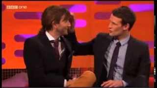 The Graham Norton Show - David Tennant and Matt Smith