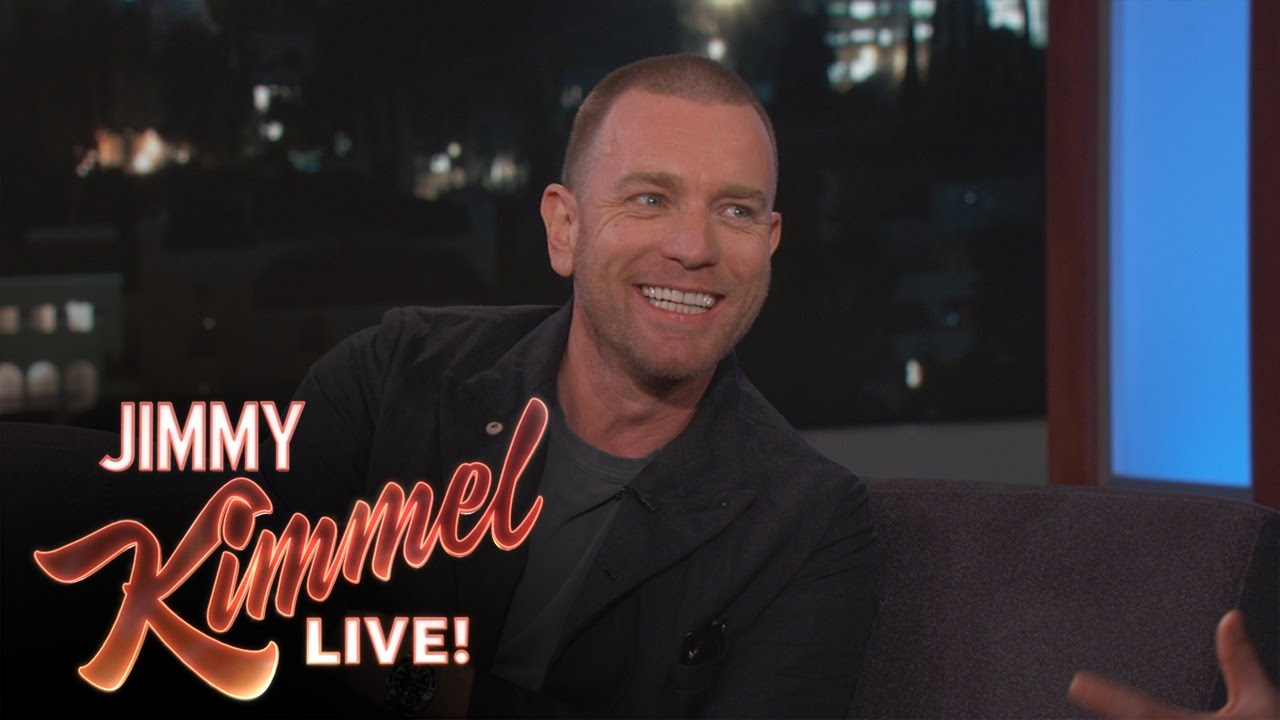 Ewan McGregor on Gaining Weight for Fargo