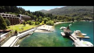 Villa la Angostura Argentina  City pictures : Bahia Manzano Resort, Villa la Angostura, Patagonia Argentina en 4K | Primashock Aerial