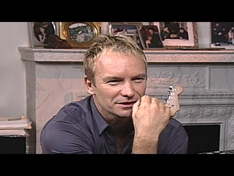 Sting: A Renaissance man