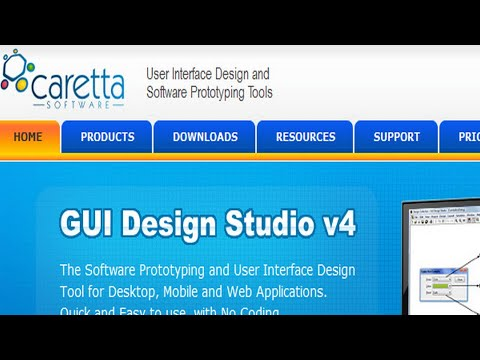 Gui Design Studio Free Download & Install | Bilal Creator