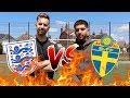 ENGLAND vs SWEDEN QUARTER FINAL (WORLD CUP 2018)
