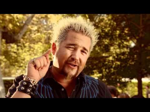 Guy Fieri Aflac Commercial | Guy Fieri and Aflac Duck