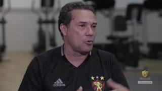 TV Sport - Entrevista exclusiva com Luxemburgo (parte 1)