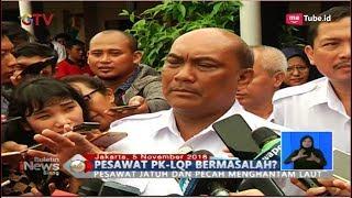 Video Sebelum Jatuh, Pesawat Lion Air PK-LQP Ternyata Tiga Kali Alami Kendala Teknis - BIS 06/11 MP3, 3GP, MP4, WEBM, AVI, FLV November 2018