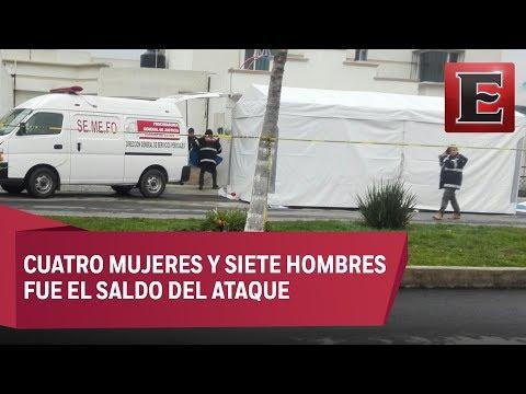 ÚLTIMA HORA: Grupo armando asesina a 11 personas durante fiesta en Hidalgo