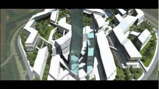 Cyberjaya Malaysia  city pictures gallery : Masterplan Cyberjaya city center - Kuala Lumpur - Malaysia