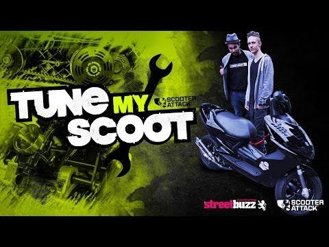 Scooter-Attack presents   TUNE MY SCOOT - Es wird umgebaut!