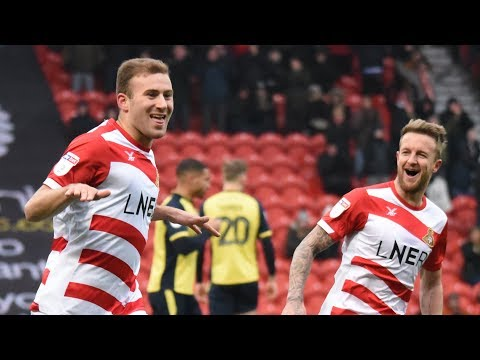 Doncaster Rovers 3 Scunthorpe United 0 Highlights | IFollow Rovers