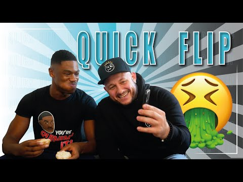 WHITE YARDIE ADMITS TO FAKING HIS ACCENT? | QUICK FLIP