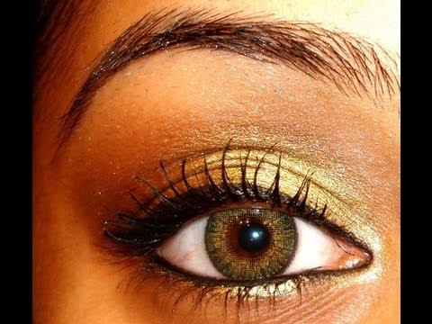 Bollywood Aishwarya Rai Umrao Jaan Inspired Eye Makeup Tutorial